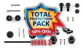Level 2 Crash Protection Pack for Yamaha FZ-10 / MT-10 2016+