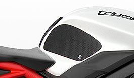 TechSpec Gripster Tank Grips for Triumph Daytona 675R 2013+ & Street Triple 2013-2016