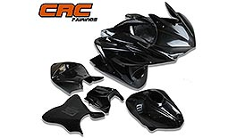CRC Race Fairings for the Yamaha YZF-R3 2015+ Complete Set