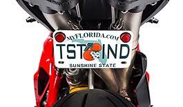TST Ducati Adjustable Fender Eliminator