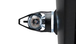 TST MECH-GTR Front LED Turn Signals for Honda CB650R 2019+