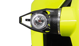 TST MECH-GTR Front LED Turn Signals for Honda Grom 2017+