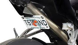 TST Low Mount Fender Eliminator Honda 03-19 CBR600RR 04-07 CBR1000RR