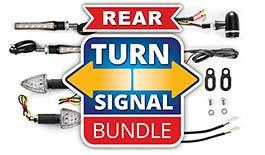 TST LED Rear Pod Turn Signal Bundle Honda CBR600RR 03+ CBR1000RR 04-07