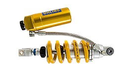 Ohlins STX 46 Hypersport Rear Shock Absorber for Yamaha YZF-R3 2015+