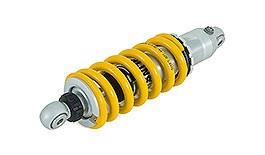 Ohlins STX 46 Street Rear Shock Absorber - KA 736 for Kawasaki Z650 / Ninja 650 2017+