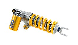 Ohlins TTX GP Rear Shock Absorber for Suzuki GSXR 600 & 750 2011-2020