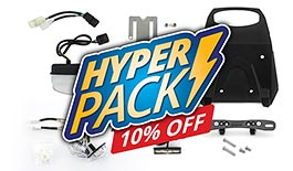 HyperPack Bundle for Honda Grom 2017+