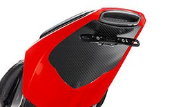 TST Carbon Fiber Undertail, Fender Eliminator, & LED Integrated Tail Light System for Honda CBR1000RR 2008 - 2011