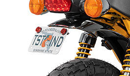 TST Elite-1 Fender Eliminator for Honda Monkey 2019+