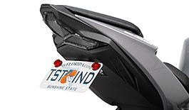 TST Elite-1 Fender Eliminator for Kawasaki ZX6R 2019+