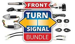 TST LED Front Pod Turn Signal Bundle for Honda