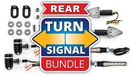 TST LED Rear Pod Turn Signal Bundle Universal