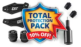 Total Crash Protection Pack for Honda Grom 2013+