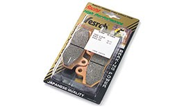 Vesrah RJL Front and Rear Brake Pads for Kawasaki Ninja 250R / 300