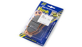 Vesrah RJL ZZ Front Race Brake Pads for Yamaha YZF-R3 2015+