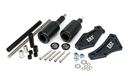 TST Frame Sliders for Honda Grom 2013+