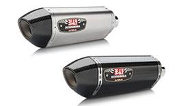 Yoshimura Race Series R-77 Works Finish Full Exhaust System for Yamaha FZ-09 / MT-09 2014+ & XSR900 2016+