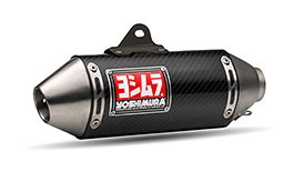 Yoshimura RS-2 Race Mini Works Finish Exhaust System for Honda Grom 2017+