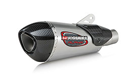 Yoshimura Street ALPHA-T Titanium Slip-On Works Finish Exhaust for BMW S1000RR 2020+
