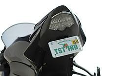 TST Elite-1 Fender Eliminator Kawasaki ZX6R 2009-2012 / ZX10R 2008-2010