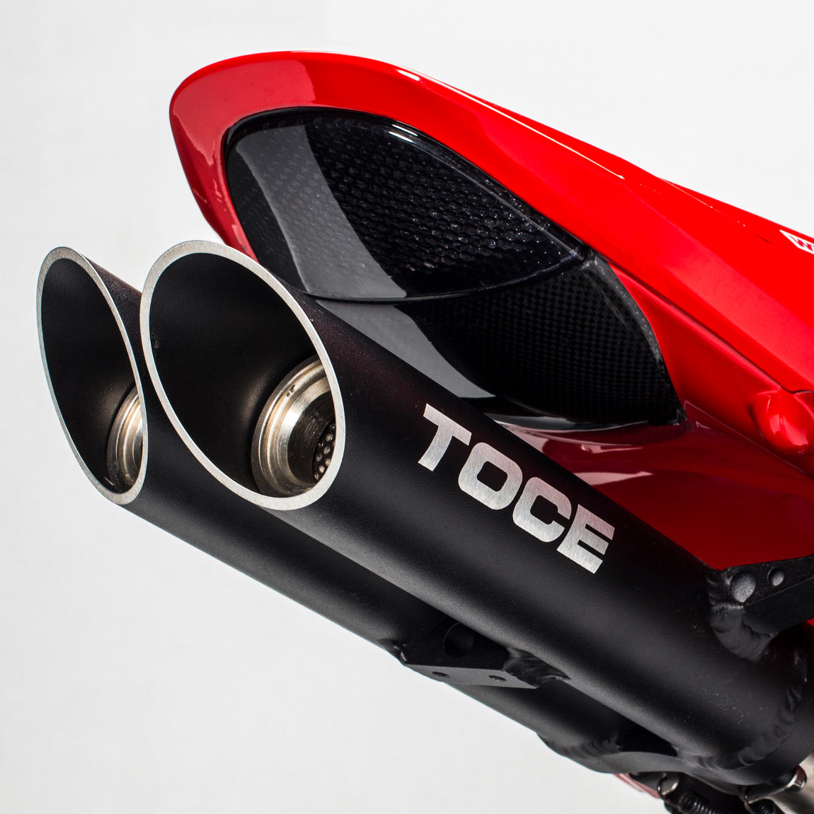 2007-2012 Honda CBR600RR displaying the TST integrated tail light that helped make TST popular.